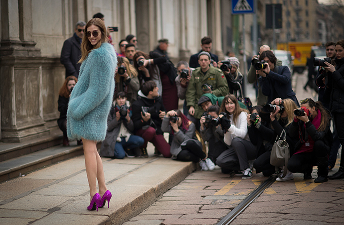 Wanna Be Like Chiara Ferragni <1>