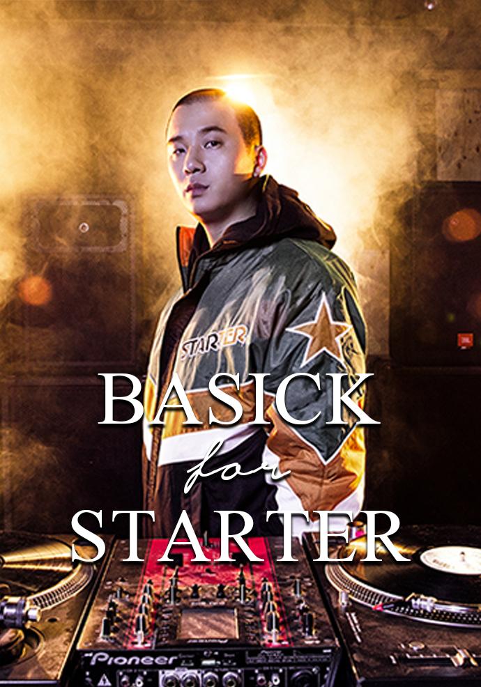 Basick for STARTER