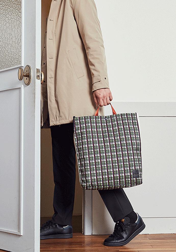 잘 선택한 남자의 가방