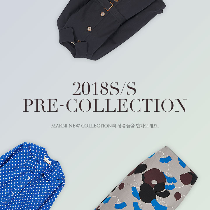 18SS PRE-COLLECTION