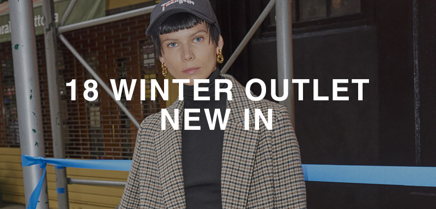 18 WINTER OUTLET
