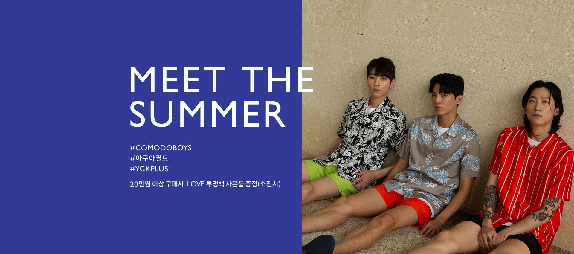 MEET THE SUMMER